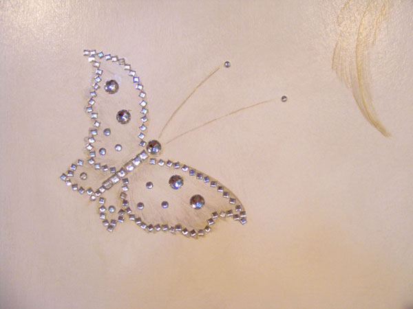 Another close-up of Jewelled walls by Lea